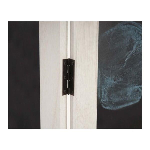 Parawan Black Room, 137x155 cm