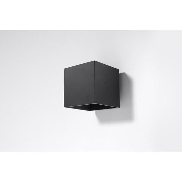 Czarny kinkiet Nice Lamps Geo 1