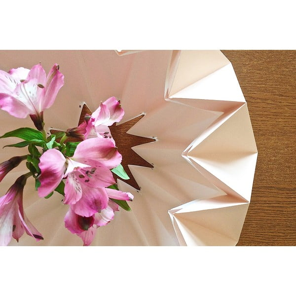 Lampa wisząca Origamica Blossom Duo Playful Pink
