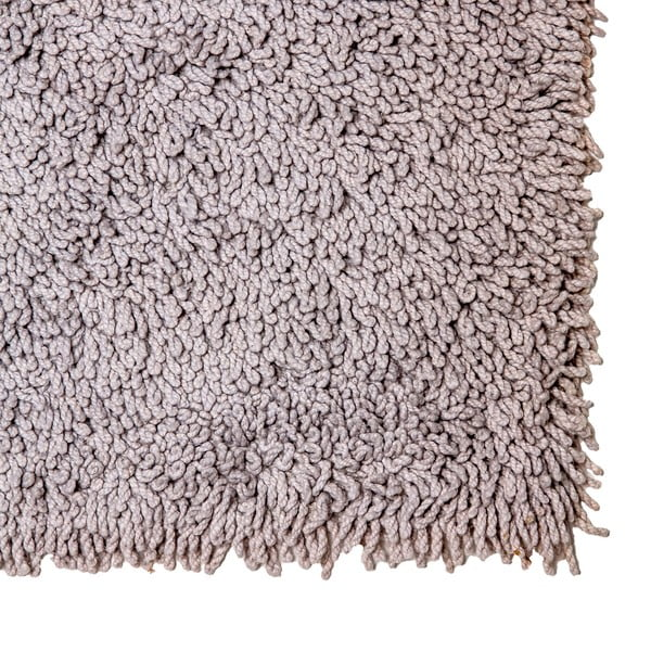 Dywan Twist Off Gray, 140x200 cm