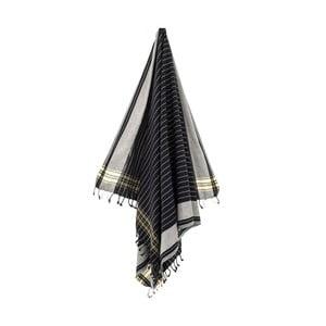 Ręcznik/pareo Muge Black, 100x178 cm
