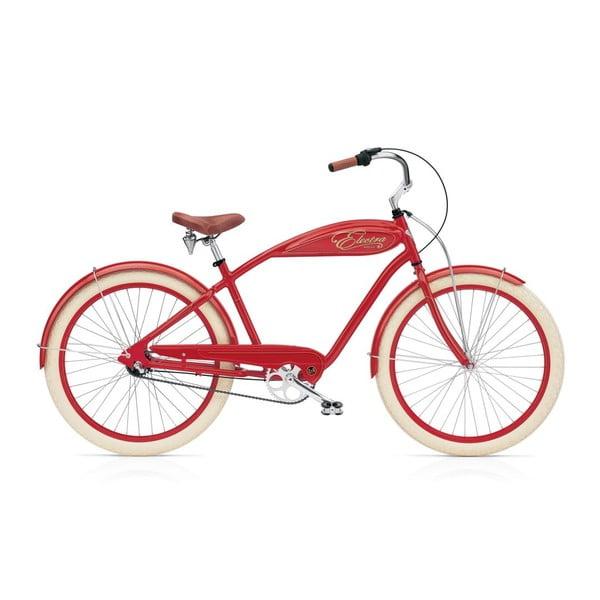 Rower męski Indy 3i Red