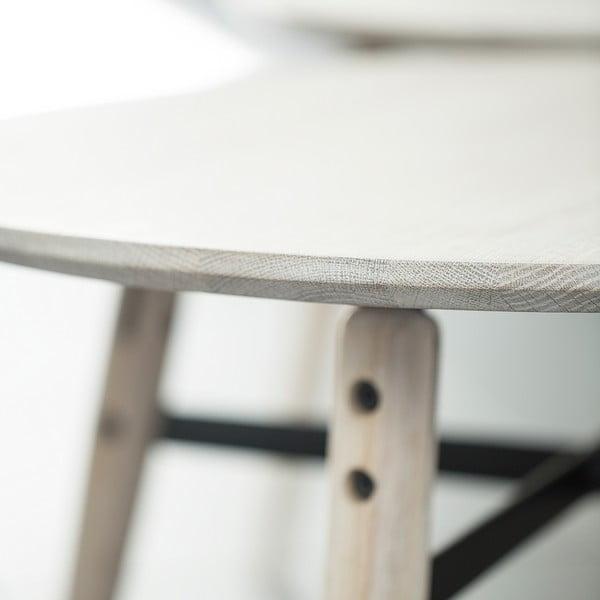 Biały stolik Canett Exact,