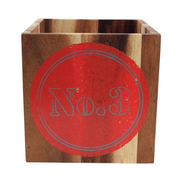 Drewniane pudełko Colour by Numbers 3
