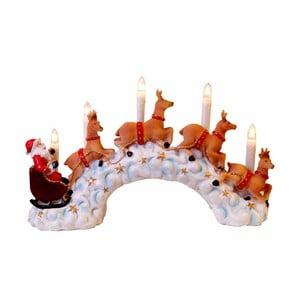 Świecąca dekoracja Reindeers