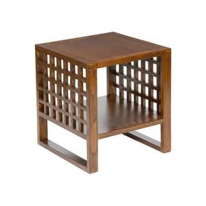 Stolik z drewna akacji Santiago Pons
