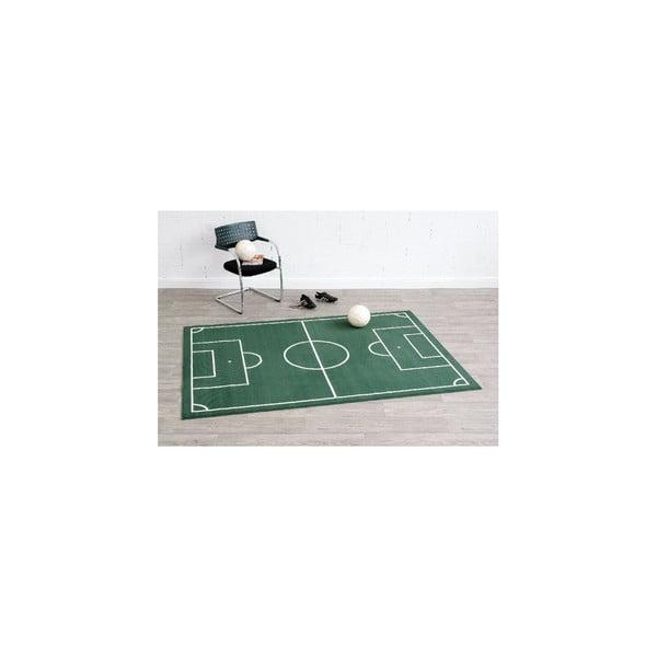 Zielony dywan dziecięcy Hanse Home Football Field, 80x150 cm