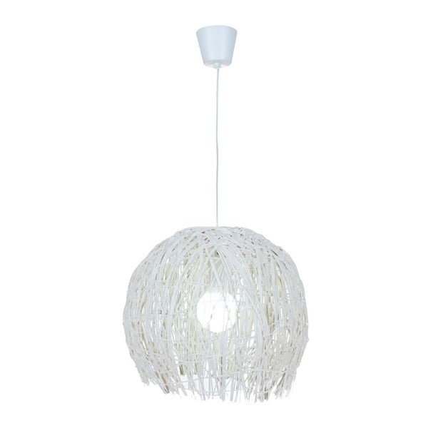 Lampa wisząca Struwel Natural, 35x40 cm