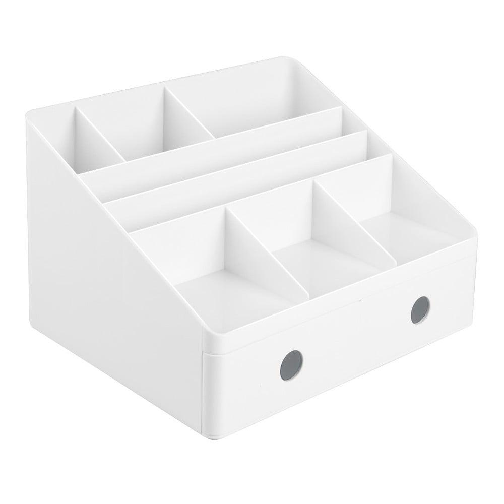 organizer z szufladkami interdesign linus desk bonami. Black Bedroom Furniture Sets. Home Design Ideas
