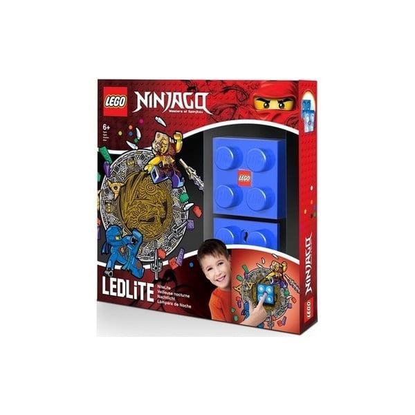 Dziecięca lampka ścienna LEGO Ninjago Jay