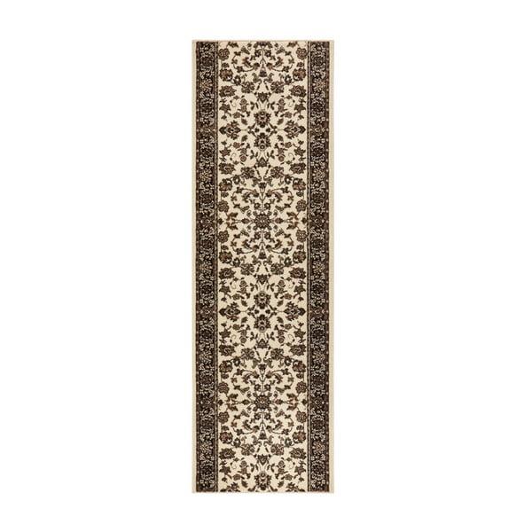 Dywan Basic Vintage, 80x450 cm, kremowy
