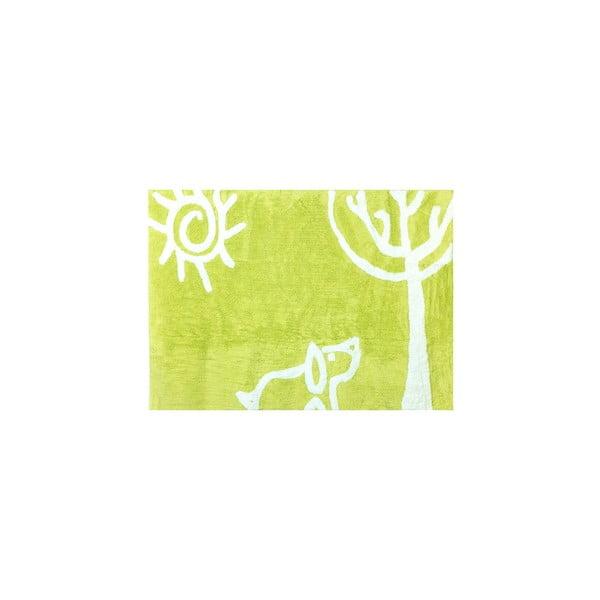 Dywan Verano 160x120 cm, pistacjowy