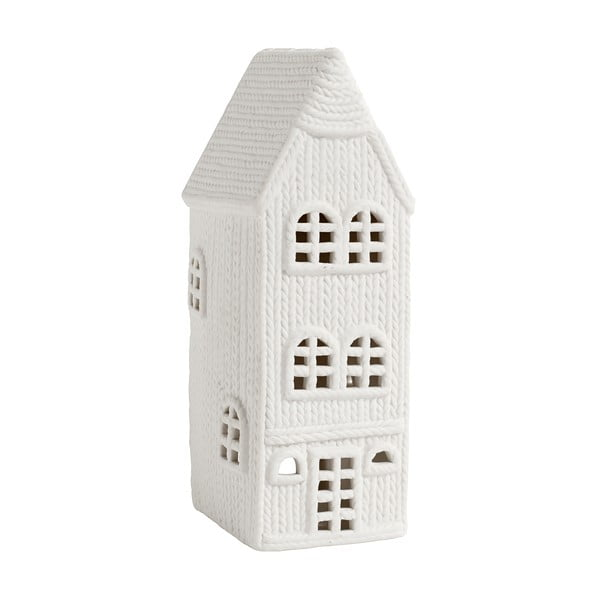 Lampion Candle House, 19 cm