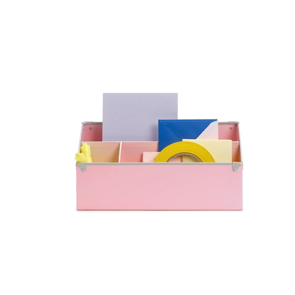 Organizer na biurko Design Ideas Frisco Pink