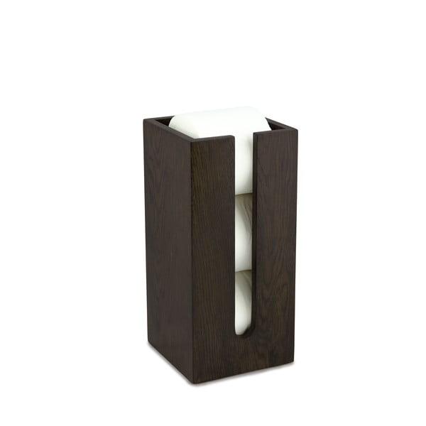 Pojemnik na papier toaletowy Wireworks Mezza Dark
