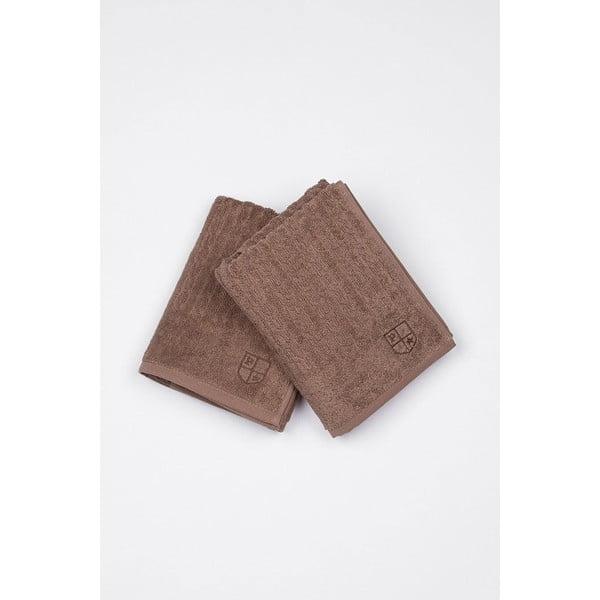 Zestaw 2 ręczników US Polo Mink Eden, 50x90 cm