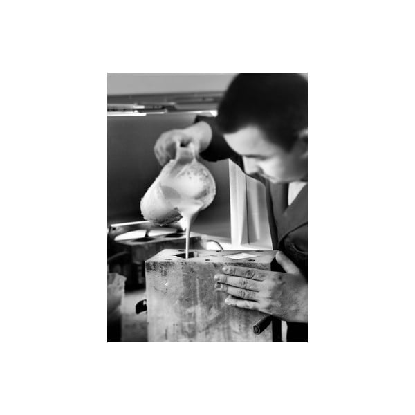 Niezniszczalny wazon Ivasi Medium, przezroczysty