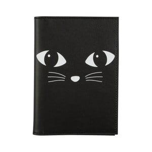 Etui na dokumenty Sass & Belle Black Cat