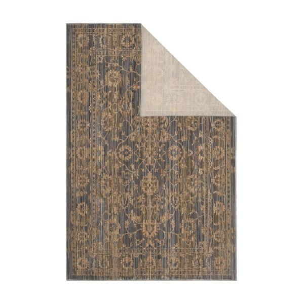 Dywan 121x182 cm, brązowy