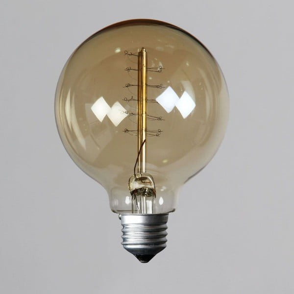 Żarówka Edison 32, G80 E27 40W