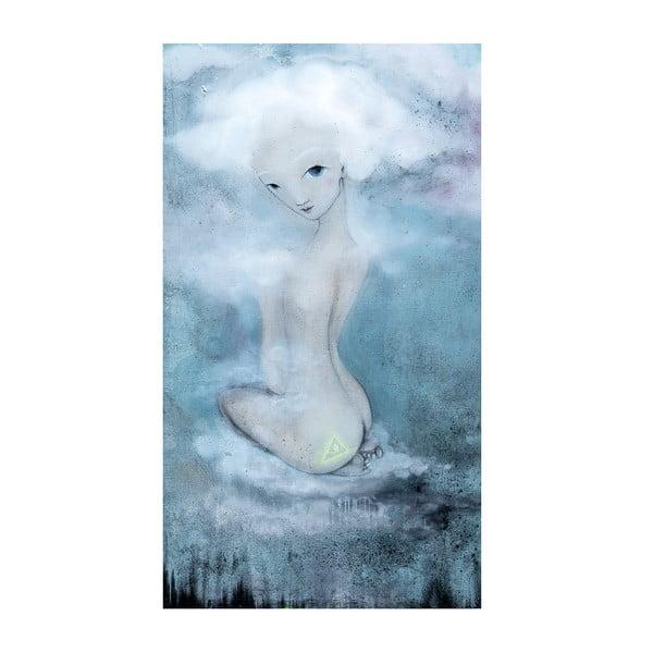 Plakat autorski: Léna Brauner Córa, 60x102 cm
