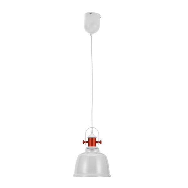 Przezroczysta lampa wisząca Garageeight Etel