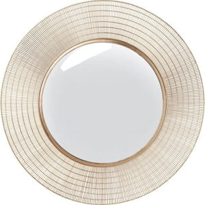 Lustro Kare Design Nimbus Kupfer, ø 90 cm