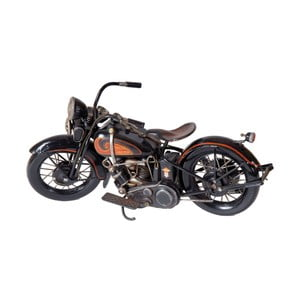 Dekoracja motor Black Moto