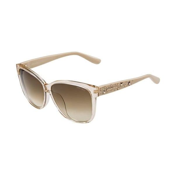 Okulary przeciwsłoneczne Jimmy Choo Chanty Nude/Brown