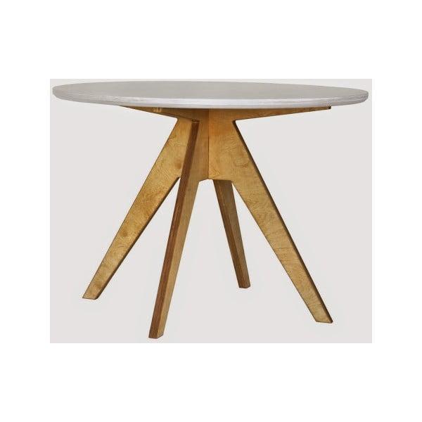Stół Radis Edi Oak, 105 cm