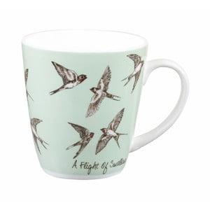 Kubek   Churchill Crowd Cherry Swallows, 360 ml