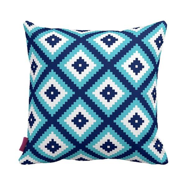 Poduszka Aztec Blue, 43x43 cm