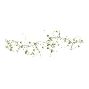 Łańcuch światełek Pearl Garland Green