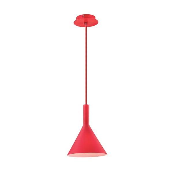 Lampa wisząca Coctail Rosso, 20 cm