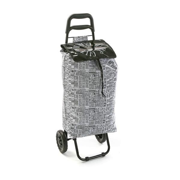Torba na zakupy na kółkach Cart BW