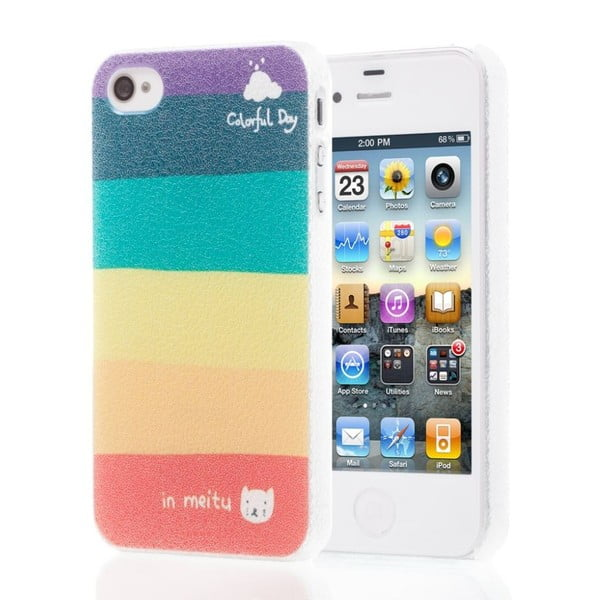 ESPERIA Rainbow na iPhone 4/4S