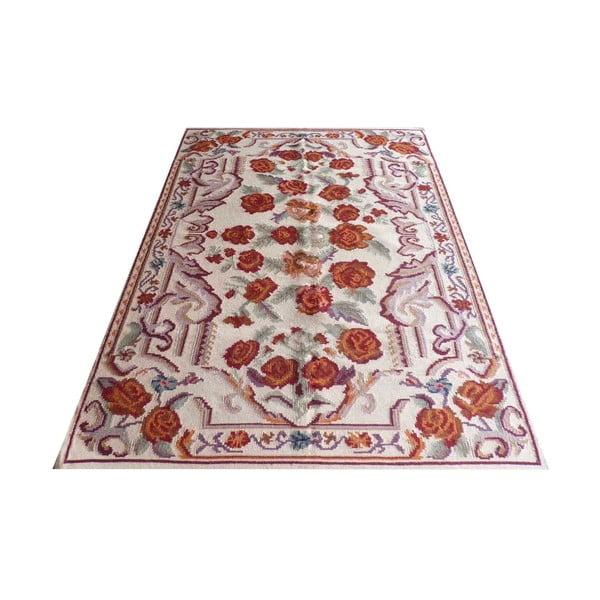 Ręcznie tkany dywan Kilim Flowers 172, 160x230 cm