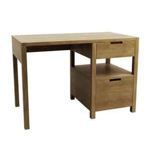 Biurko dębowe Sims