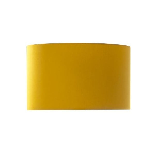 Abażur Big Cylindrical Yellow