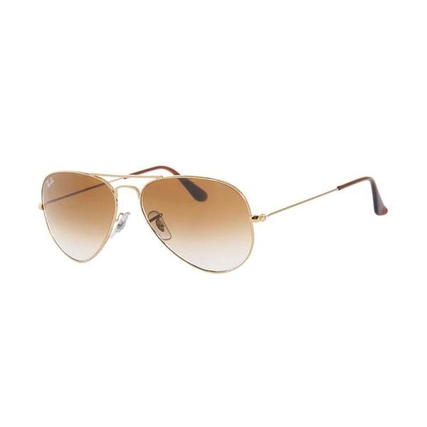 Okulary przeciwsłoneczne Ray-Ban Aviator Sunglasses Gold