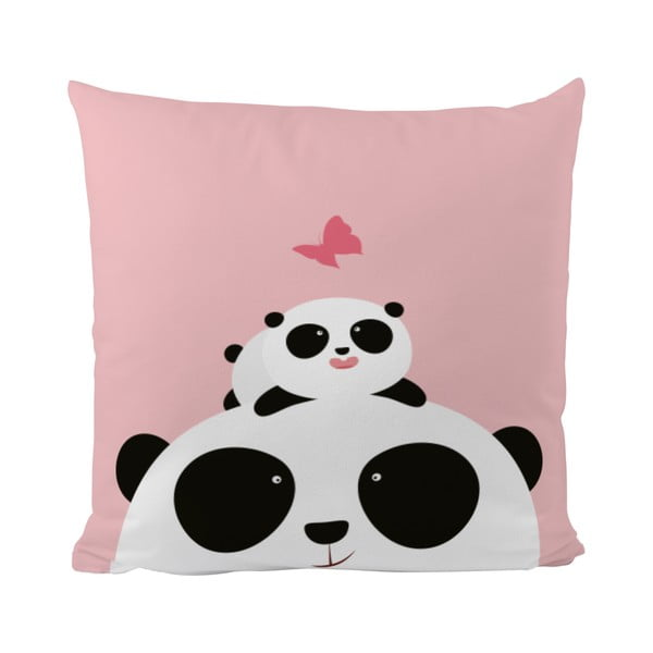 Poduszka   Panda and Panda, 50x50 cm