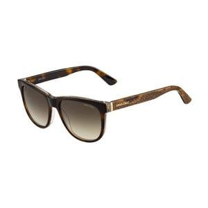 Okulary przeciwsłoneczne Jimmy Choo Rebby Python/Brown
