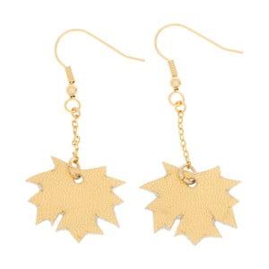 Kolczyki Gold Maple