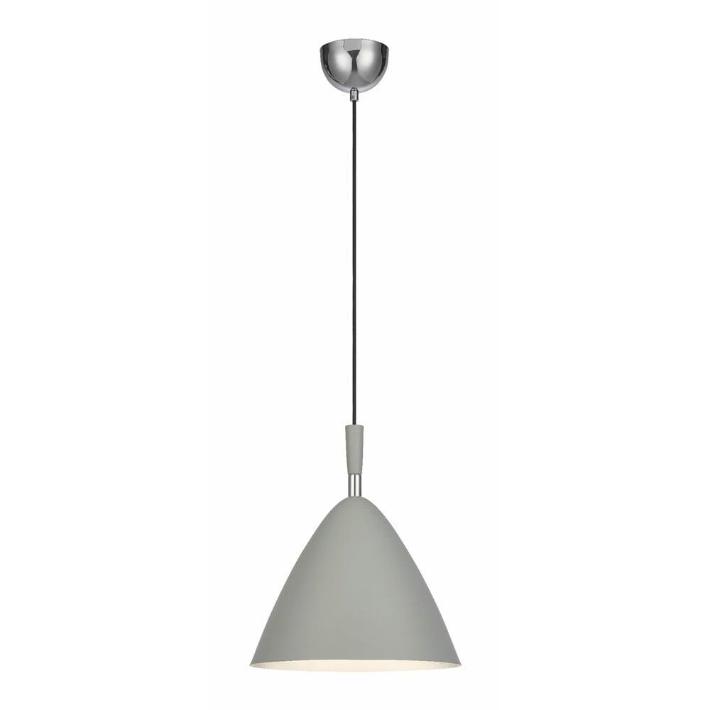 Szara lampa wisząca Markslöjd Osteria