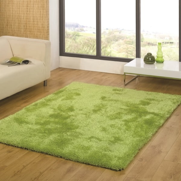 Dywan Twilight Lime Green, 160x220 cm