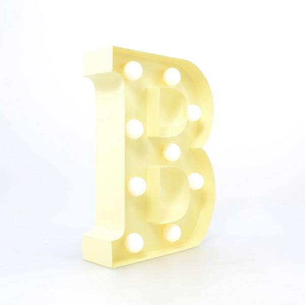 Światło dekoracyjne Carnival B, waniliowe