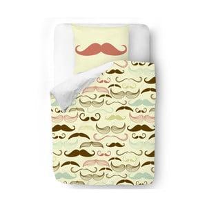 Pościel Brown Mustache, 140x200 cm