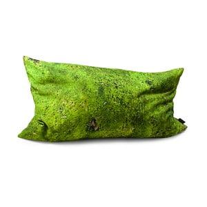 Poduszka z wypełnieniem z gryki Hayka, Mech, 50x30 cm