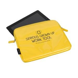 Pokrowiec na tablet Serious Yellow