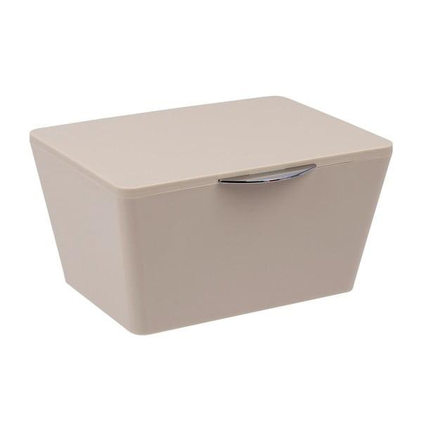 Beżowy pojemnik łazienkowy Wenko Brasil